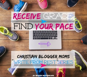 write from rest blogger mom course series